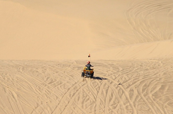 ATV Imperial Sand Dunes