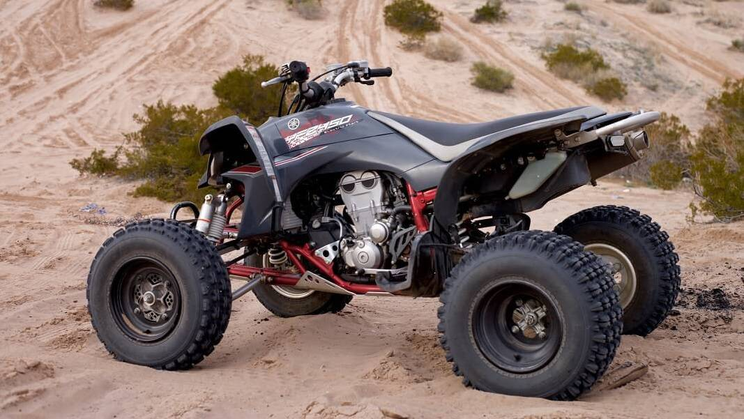 ATV Safford Arizona Sand Dunes