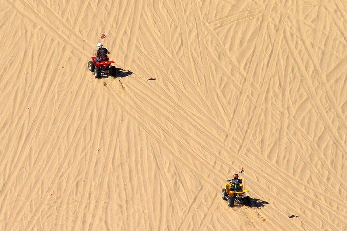 Off Road Imperial Sand Dunes