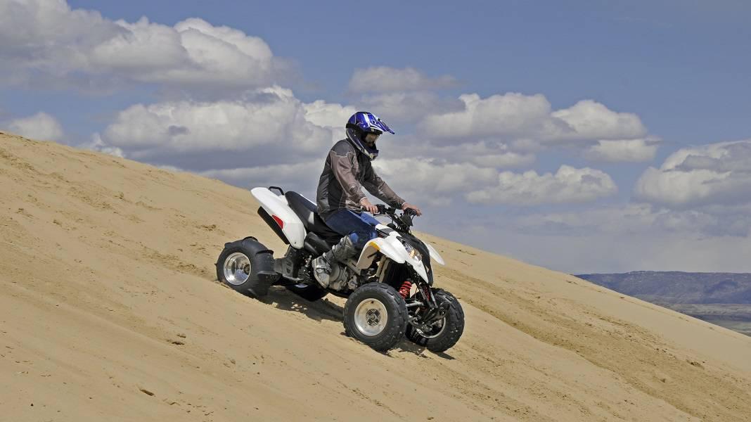 Off Roading Nevada Sand Dunes