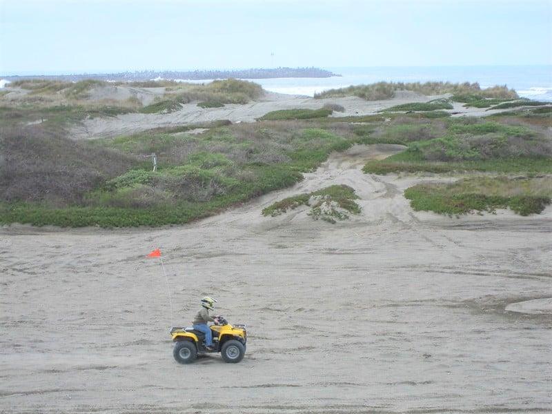 ATV CA Sand Dunes