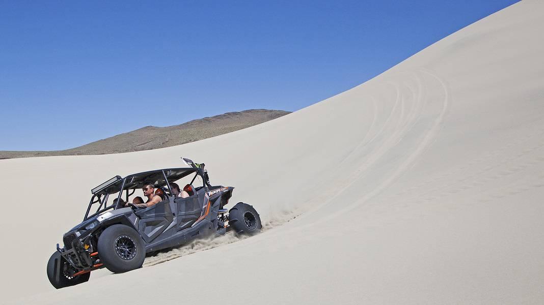ATV NV Sand Dunes