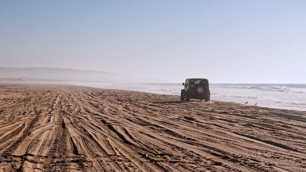 ATV California Sand Dunes