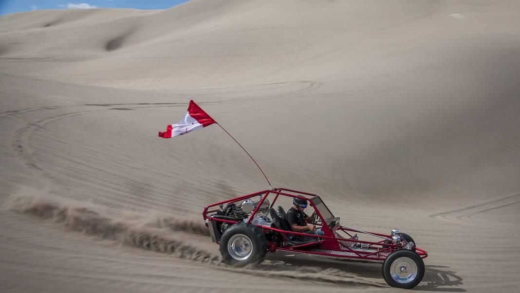 ATV Idaho Sand Dunes