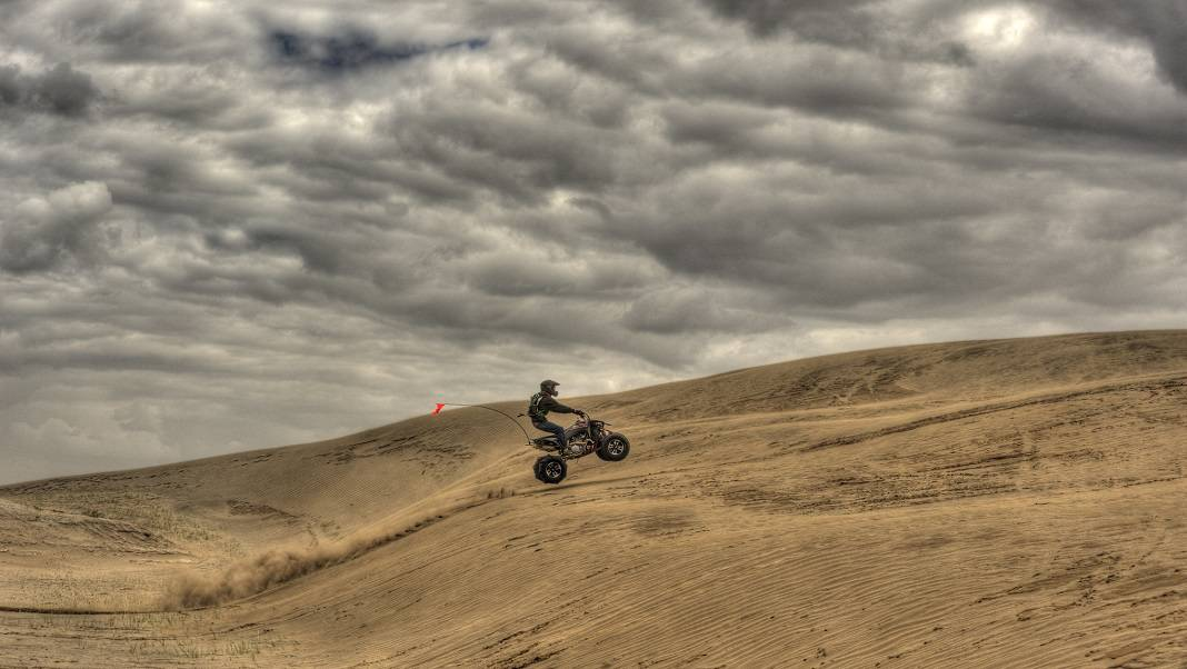 Off Road OR Sand Dunes