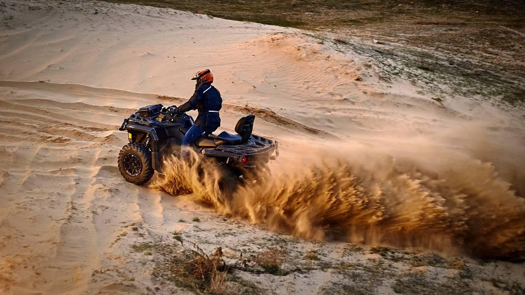 New Mexico ATV Dunes