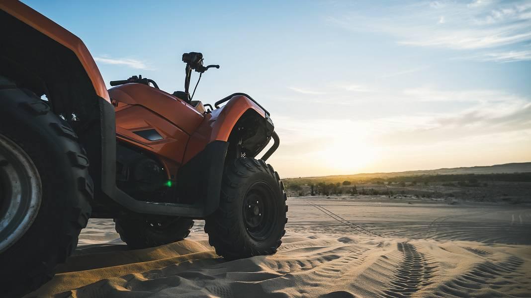 ATV Juniper Sand Dunes