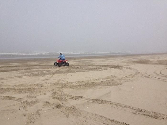 Oregon Sand Dunes OHVA