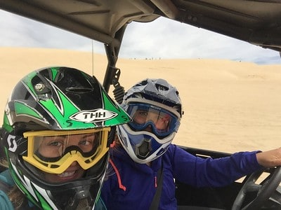 Dune Buggy on the OR coast