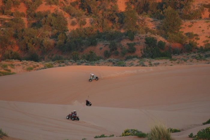 UT Sand Dunes OHVA