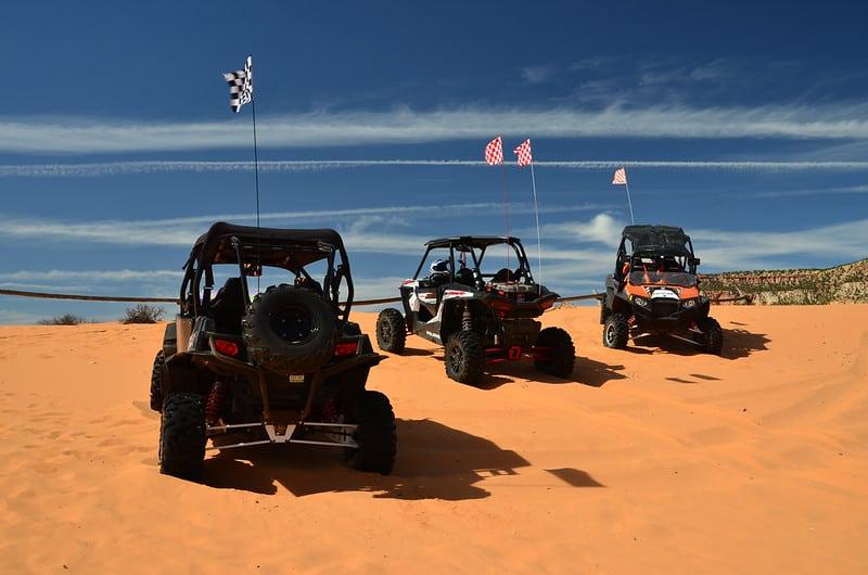 Off Road UT Sand Dunes