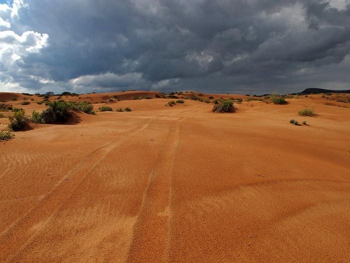 Utah Sand Dunes OHVA