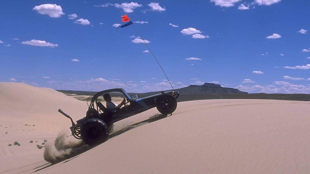 WY OHV Sand Dunes