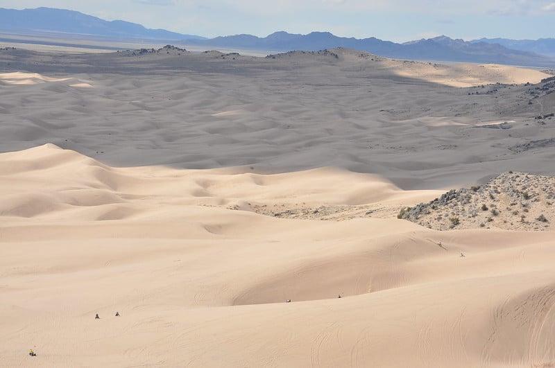 Off Roading UT Sand Dunes