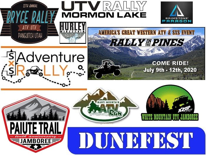 ATV Jamborees-Events-Rallys
