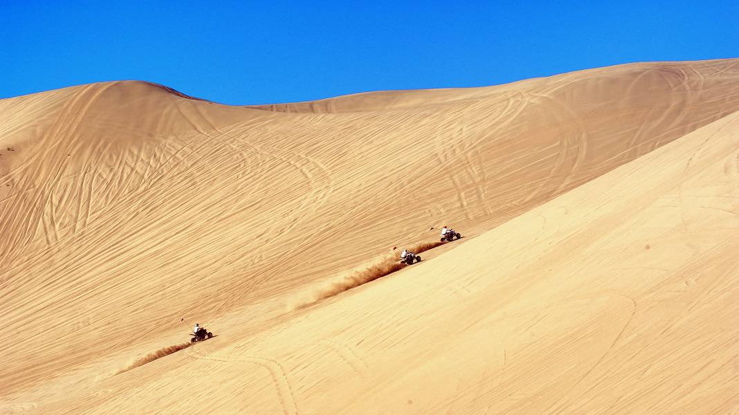 ATV UT Sand Dunes