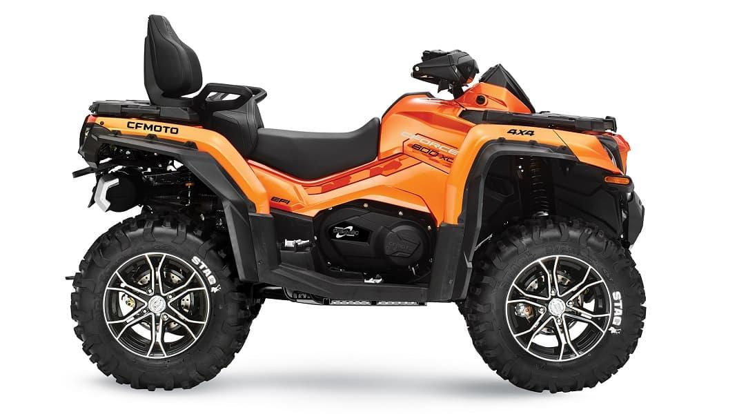 2 Up ATVs