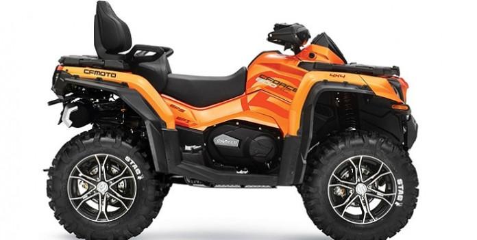 2 Up ATV
