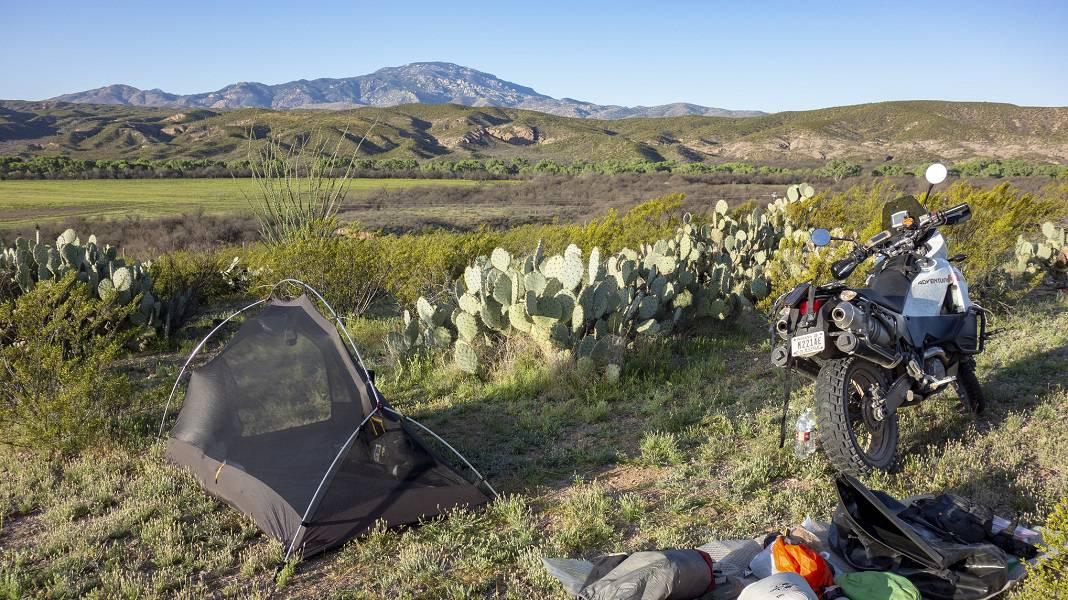 ATV Arizona With Camping