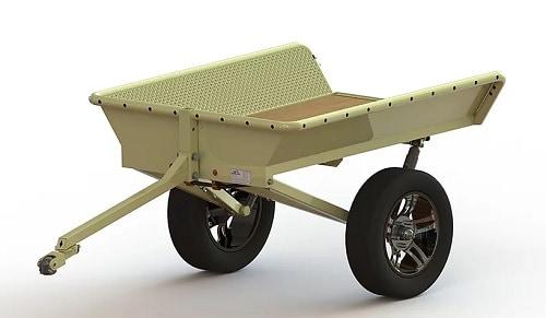 Advanced Off Road ATV trailer
