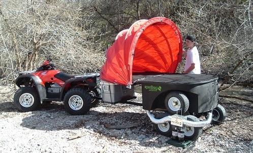ATV Camping Trailer