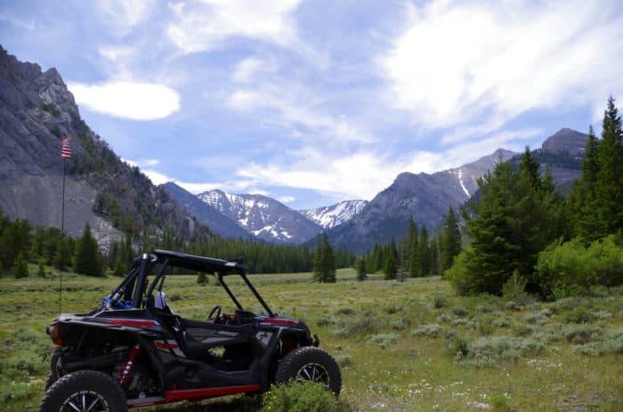 ATV Mackay Idaho