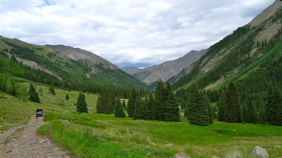 Alpine Loop CO