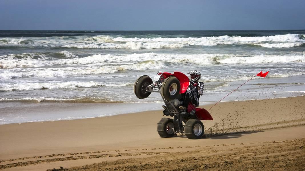 Beach ATV Riding