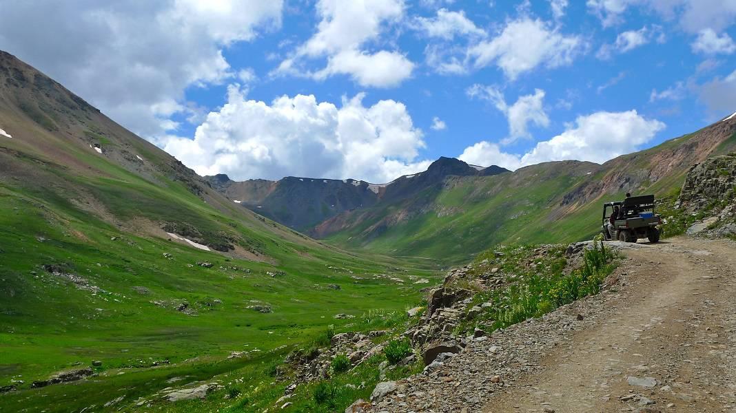 ATV Alpine Loop CO