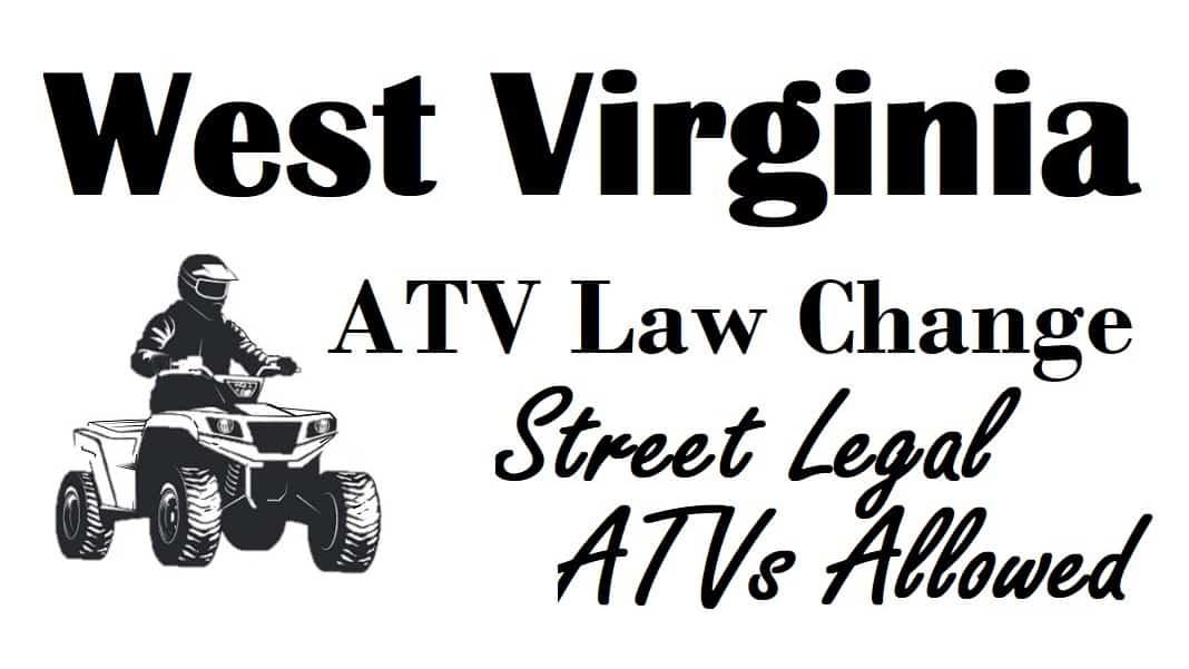 West Virginia ATV laws