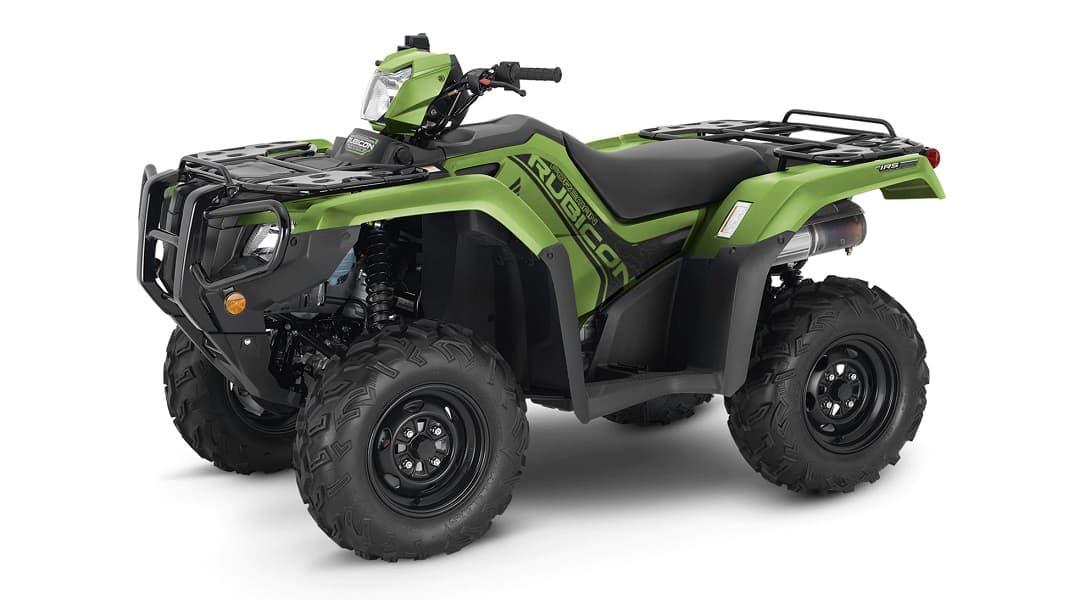 2021 Honda ATV Models