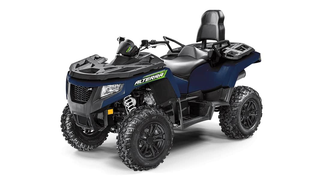 ATVs with passenger seats