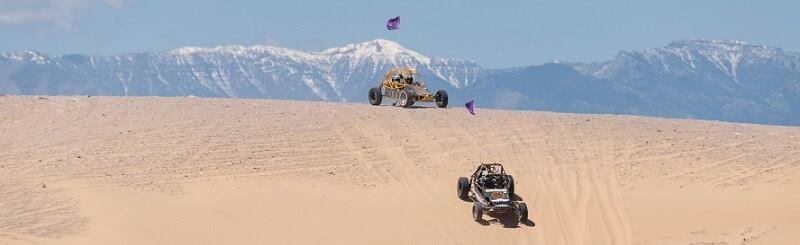 Las Vegas Sand Dunes