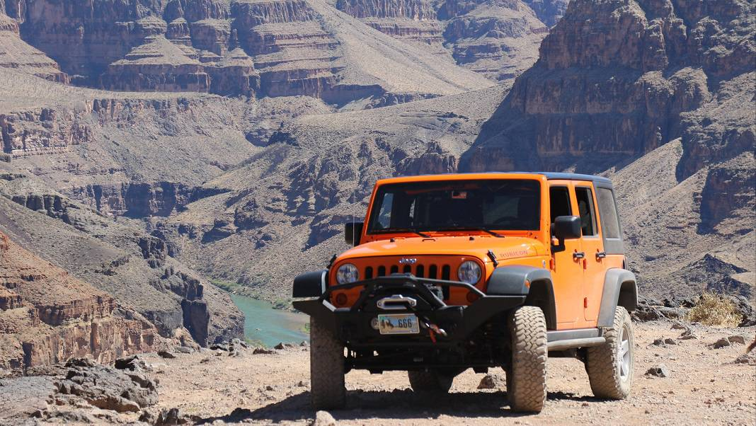 Off Roading at the Grand Canyon