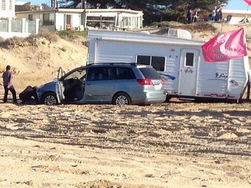 Oceano Dunes Camping