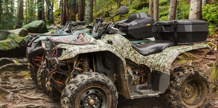 ATV Hunting Gear