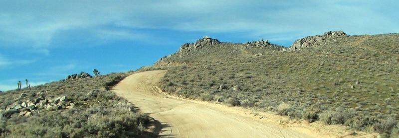 Desert Offroading California