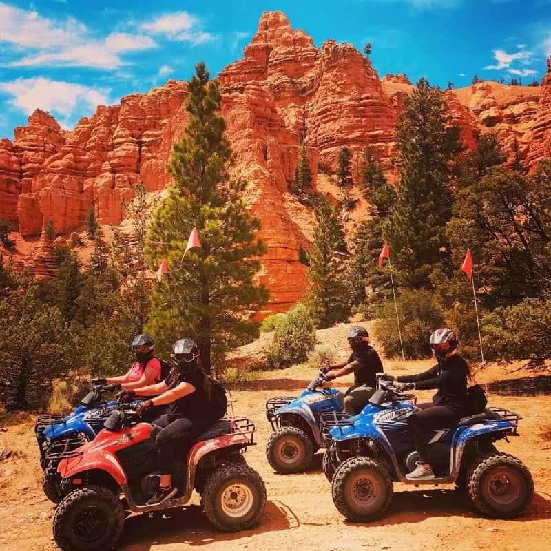 ATV Bryce Canyon