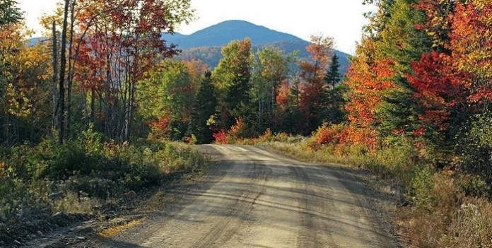 ATV trails in Maine