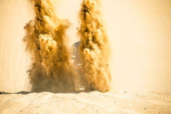 Dumont Dunes OHV Area