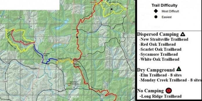 Wayne National Forest ATV Trails