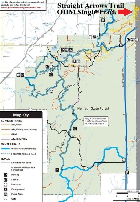 ATV Trails In Minnesota