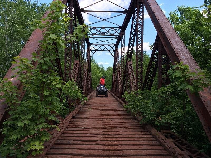 Offroading in Wisconsin
