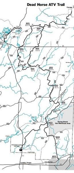 Dead Horse Run ATV Trail