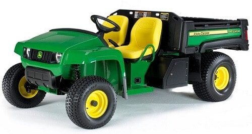 John Deere Electric UTVs