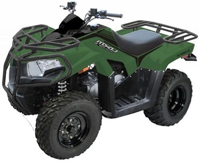 ATV for teenagers