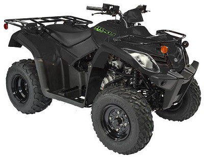 Youth ATV for 14 -16 year olds