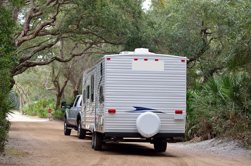 ATV Camping at Ocala National Forest