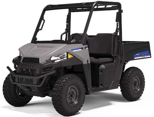 Electric Polaris UTV