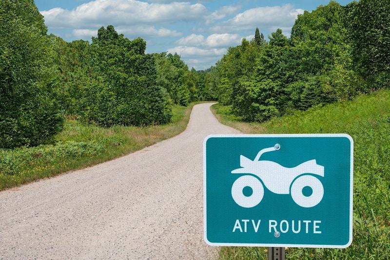 ATV Trails In Wisconsin